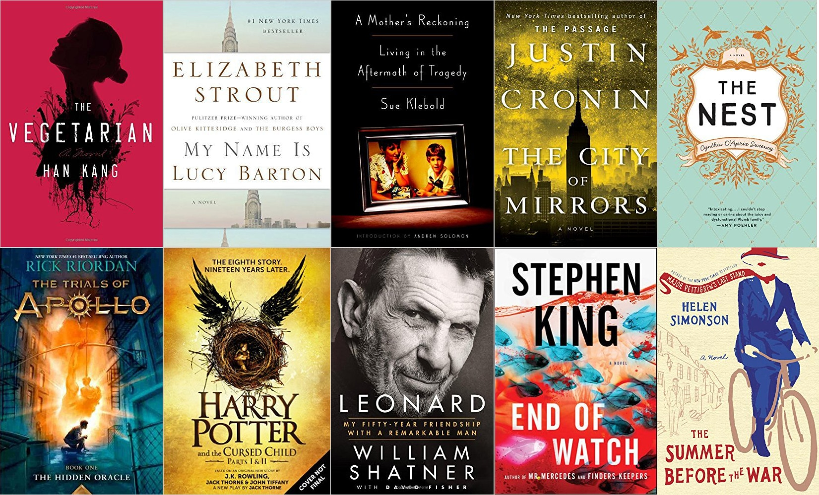 The Best New E Books Of Spring 2016