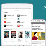 Scribd Offers Digital Newspaper Articles for Subscribers