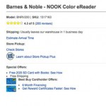 Best Buy Slashes Nook Color Down to $199