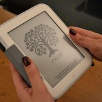Hands on with the New Barnes and Noble Nook with Glowlight 2013