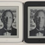 Barnes and Noble Nook Glowlight vs Simple Touch Reader with Glowlight