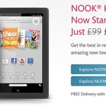 Barnes and Noble Slashes Nook Tablet Prices in the UK