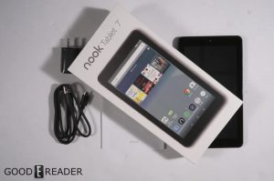 Barnes and Noble Nook Tablet 7 Unboxing Video