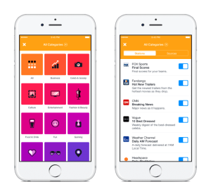 Facebook Releases News App 'Notify'