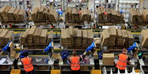 Amazon (Supposedly) to Pay Workers Higher Wages