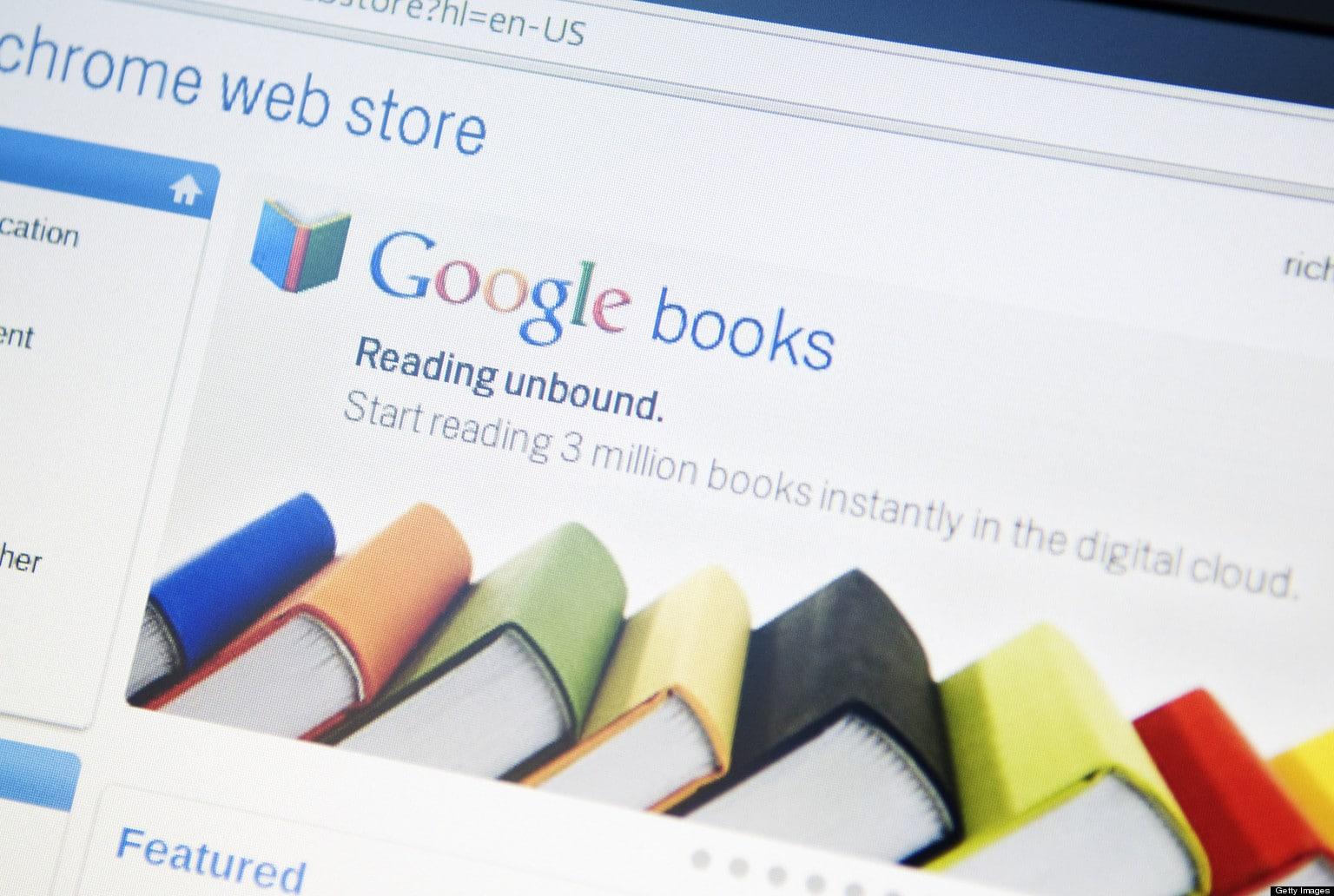 google books is in limbo