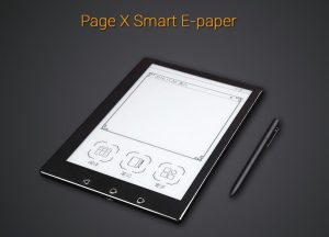Jing Page X 9.7 e-Reader Launches in China