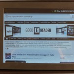 Review of the Pandigital Nova e-Reader