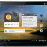 Pantech Element Tablet up for Pre-Order