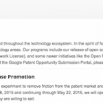 Google Wants to Buy (and Protect) Your Patents