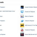 100 Blackberry Playbook Apps Now on the Good e-Reader App Store