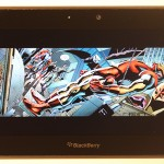 Top 5 Comic Book Android Apps for the Blackberry Playbook
