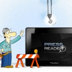 NewspaperDirect Poised to Release PressReader for BB10