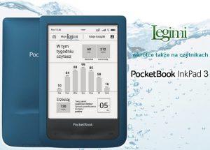 Pocketbook e-Readers now support Legimi ebook subscriptions
