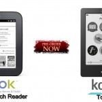 Shop e-Readers Offering Pre-Orders on Nook 2 and Kobo Touch