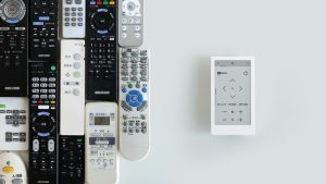 Sony HUIS Universal Remote is made of e-paper and ships soon