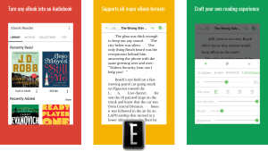 Audiobook Reader by Good e-Reader Android App Review