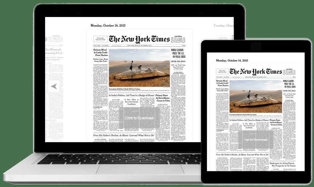New York Times Newspaper Template Ozilmanoof