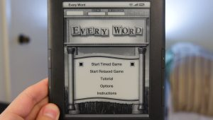 Games on E-Readers: A Missed Opportunity?