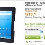 New Pandigital Novel e-Reader on sale now