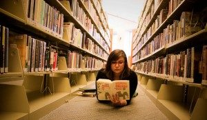 Millennials May Be the Salvation of Libraries