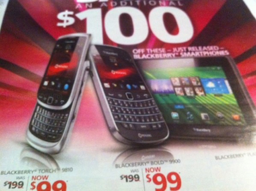 blackberry phone and playbook deal