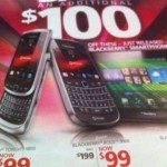 BlackBerry Bold / Torch + PlayBook = $100 off from Rogers