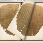 Digital Archives: Epistles of St. Paul Papyrus Now on iPad
