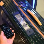 Checked in Luggage is made simple with Rimowa and E-Ink