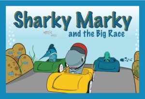 Book Review: Sharky Marky and the Big Race