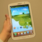 Samsung Keen to Double Its Tablet Presence in 2013