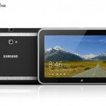 Samsung Galaxy One Windows 8 Tablet Concept
