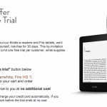 How to get a Kindle e-Reader or Fire Tablet for Free