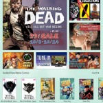 Comixology for iOS updated with new Look