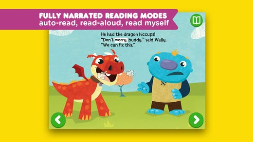 Nickelodeon Releases Nick Jr. e-Reading App