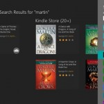 Amazon Kindle for Windows RT Now Allows You to Buy eBooks