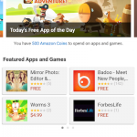 Amazon's Hidden & Functional App Store Gets Them Ousted From Google Play