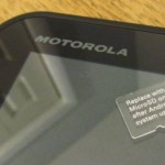 Motorola XOOM SD Card Slot to Come to Life… Only in Europe