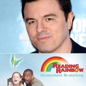 Homestretch for Reading Rainbow Kickstarter Campaign
