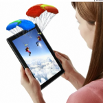 Sharp developing 3D tablet