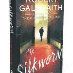 eBook Review: The Silkworm by Robert Gilbraith