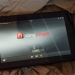 Kindle Fire All Set to Play Host to the SlingPlayer App