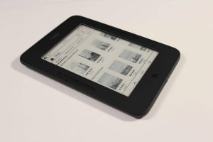 Barnes and Noble NooK Glowlight 3 Now Has a Single Partition