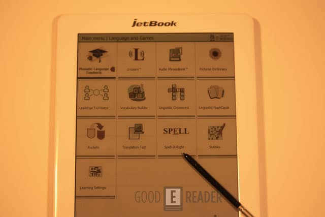 jetbook color