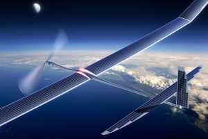 Google Developing Solar Powered Drones that give you 5G internet