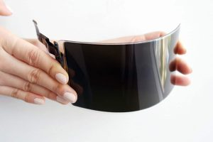 New Samsung Flexible OLED screen is unbreakable