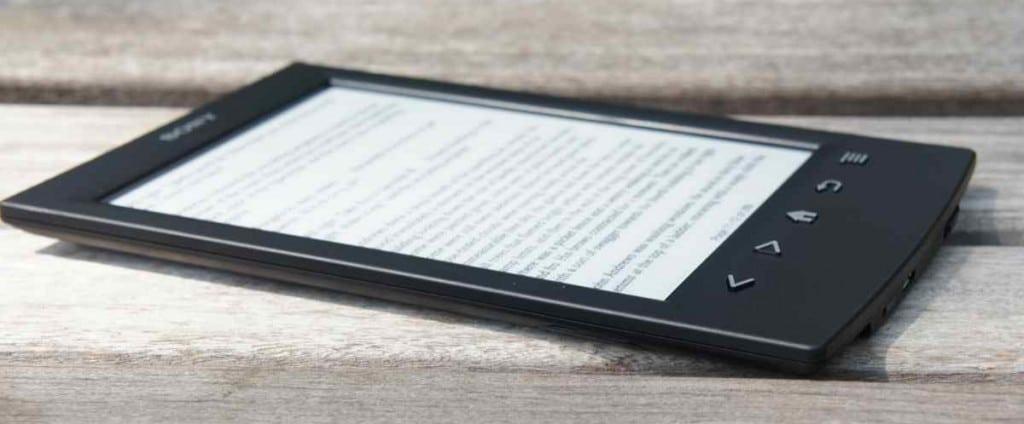 Kindle Vs Sony Reader: Sony PRS-T2 E-Reader