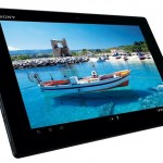 Rumor: Sony Working on New Tablet to Succeed Tablet Z
