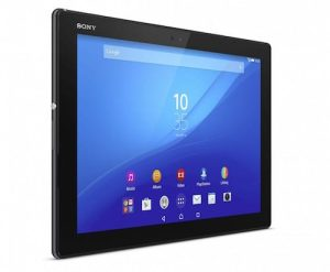 Sony Replaces VAIO With Ultrathin Xperia Z4 Tablet