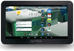 Video Review of the Skytex Skypad SP727